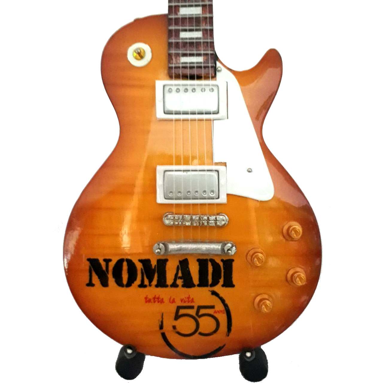 nomadi lespaul 50 years close up
